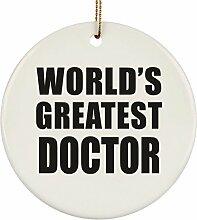 Designsify Welt der Arzt, Keramik, Dekoration,
