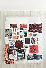 Desigual BED1Messy Bed 260240, Baumwolle,