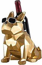 Desktop-Skulptur Tierwandskulptur, Rack Schmutzige