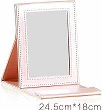 Desktop-Spiegel Hand-Mirror Mirror Korea Schreibtisch Prinzessin Spiegel der Spiegel-A