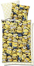 Despicable Me Bettwäsche Minions Crowd -