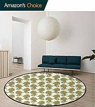DESPKON-HOME Badezimmerteppich, modernes Design,