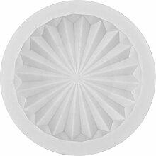 Dessertform Mousse Silikon Kuchenform 3D Pan Runde