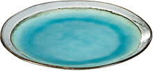 Dessertteller EMOTION ? 20 cm, blau