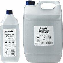 Destilliertes Wasser , Inhalt : 20 l, Gebinde : Kanister
