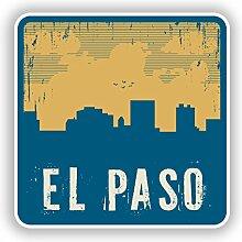 DestinationVinyl 2 x 30 cm x 300 mm EL Paso