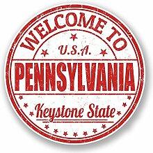 DestinationVinyl 2 x Pennsylvania USA