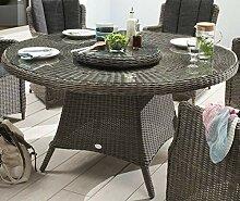 Destiny Gartentisch Luna 150 cm Grau Tisch