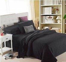 DESY Heimtextilien Familie von vier Bettwäsche-Sets Bettwäsche + Quilt + pillowcase , 5 , queen