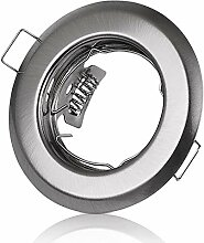 Deuba 10x LED Einbaustrahler flach schwenkbar LED