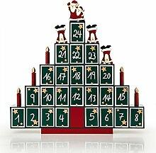 Deuba Adventskalender Tannenbaum DIY | Weihnachten
