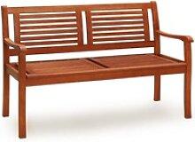 Deuba Gartenbank, 2-Sitzer FSC®-zertifiziertes