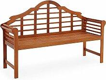 Deuba Gartenbank Malboro | 2-Sitzer | Eukalyptus |