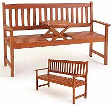 Deuba Gartenbank Picknick Tisch |