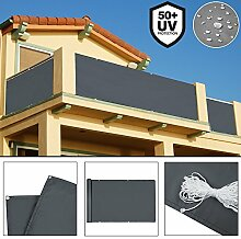 Deuba® Windschutz 5m | UV-Schutz 50+ |