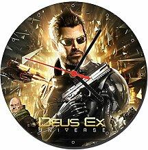 Deus Ex Wanduhren Wall Clock 20cm