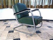 Deutsche Freischwinger Bauhaus Stühle aus