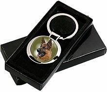 Deutscher Schäferhund Schlüsselanhänger in