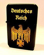 DEUTSCHES REICH - Benzin Feuerzeug - 24Kt.