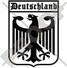DEUTSCHLAND Deutscher Adler, Deutschland 160mm