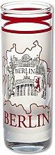 Deutschland Souvenirs Wodkazylinder Landkarte Berlin