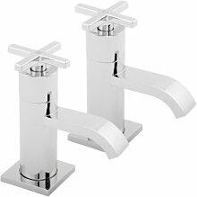 Deva CRUX102 Crux Badezimmerwasserhahn mit