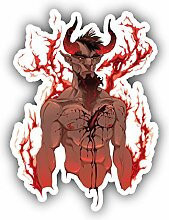 Devil Demon - Self-Adhesive Sticker Car Window