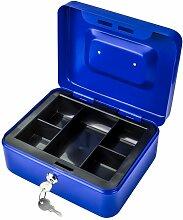 Dewalt - Geldkassette DGK200 blau Kasse Schatulle