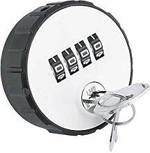 DEWIN Fingerabdruck Schloss-Safe Tresor