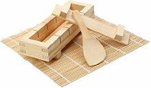 Dexam 17841090 Sushi-Set aus Bambus