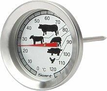 Dexam Fleischthermometer, mit Abbildungen,