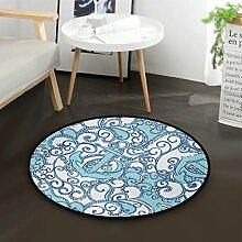 DEZIRO Cartoon Anker WaveRound Fußmatte Teppich
