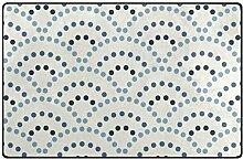 DEZIRO Fußmatte/Fußmatte / Fußmatte aus