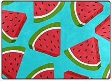 DEZIRO Fußmatte mit tropischen Früchten,