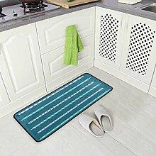 DEZIRO Shoestring Design Fußmatte Bereich Teppich