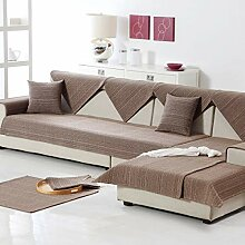 DFamily Moderne Sofa überwürfe Sofa Schutz