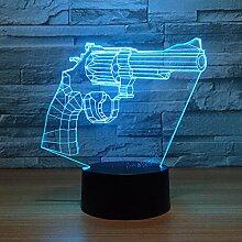 DFDLNL Form Acryl Led Lampe 3D Nachtlicht Für