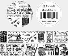 DFG DIY dekorationsmaterial Etikett Handbuch