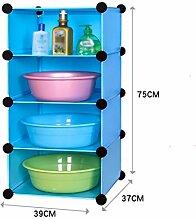 DFHHG® Badezimmer Regal Badezimmer Plastik WC