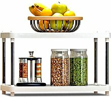 DFHHG® Regal Küche Kunststoff Landung