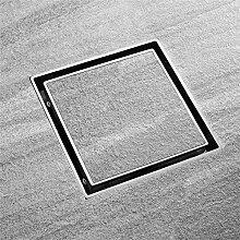 DFQX Bodenablauf Badezimmer Fliese Legen Boden