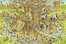 DFRTY HolzpuzzlePuzzle 1000 Stück hölzernes