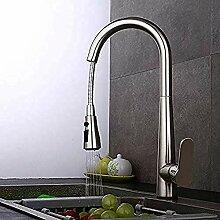 DFRTY Wasserhahn Bad Küchenarmatur Herausziehen