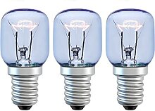 DGE 25W Blaues Glas Backofenlampe,Ofen