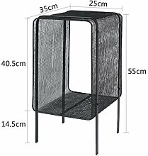 DGLIYJ Einfaches Wohnzimmer-Regal-Speicher-kleines