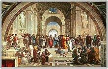 DGSJH Großer Maler Raphael Die Schule von Athen