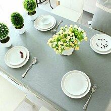 DHG Baumwollstoff Spitze Tischdecke Tischdecke