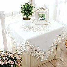 DHG European-Style Gartentisch Kaffee Tischdecke