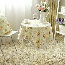 DHG Mosaik Tischdecke Garten Tischdecke Tischdecke