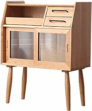 DHTOMC Kommode Lagerschrank for Entryway Flur